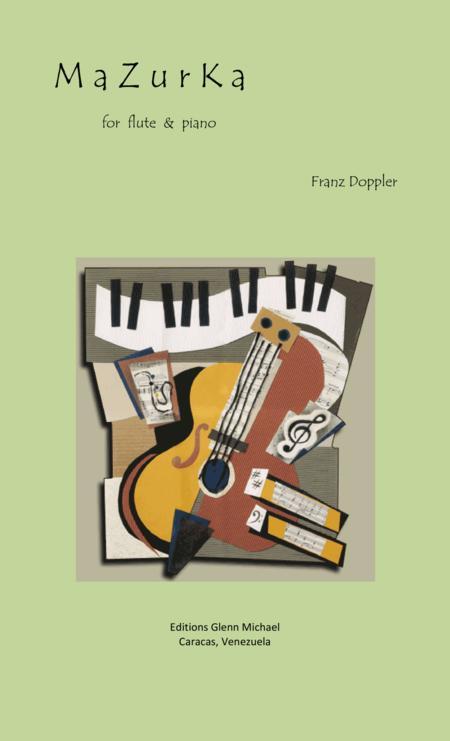 Doppler, Mazurka for flute & piano