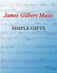 Simple Gifts (OR)