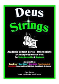 Deus Strings (Score & Parts)