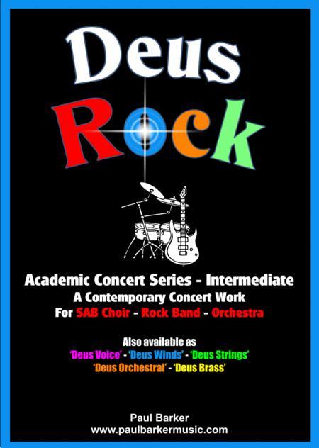 Deus Rock (Score & Parts)