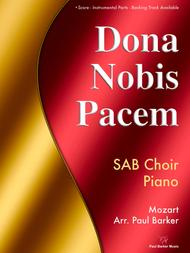 Dona Nobis Pacem (Vocal Score)