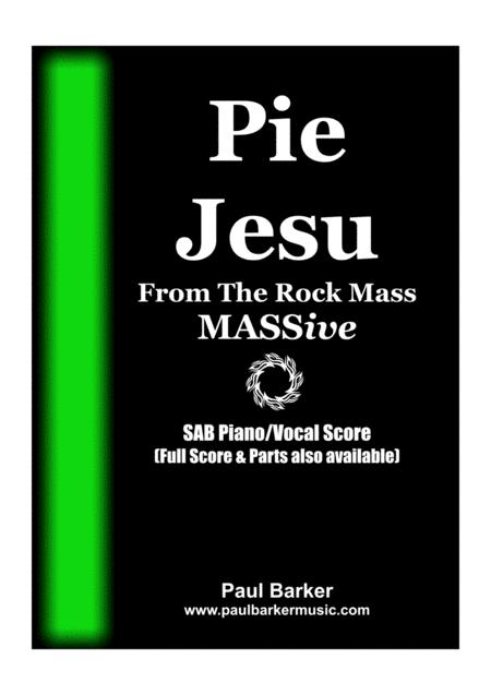 Pie Jesu (Vocal Score)
