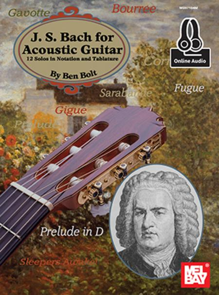 J.S. Bach for Acoustic Guitar