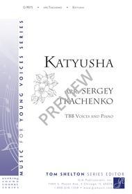 Katyusha Sheet Music By Matvey Blanter - Sheet Music Plus