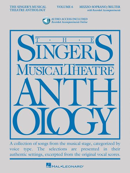 The Singer's Musical Theatre Anthology - Volume 6