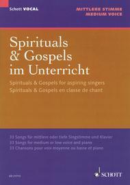 Spirituals & Gospels for aspiring singers