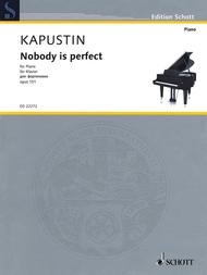 Nobody is perfect op. 151