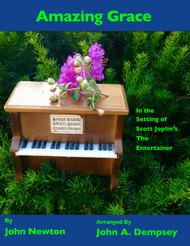 Amazing Grace / The Entertainer (Ragtime Piano Solo)