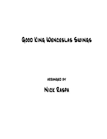 Good King Wenceslas Swings (early intermediate piano)