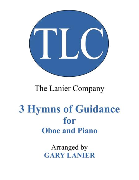 Gary Lanier: 3 HYMNS of GUIDANCE (Duets for Oboe & Piano)