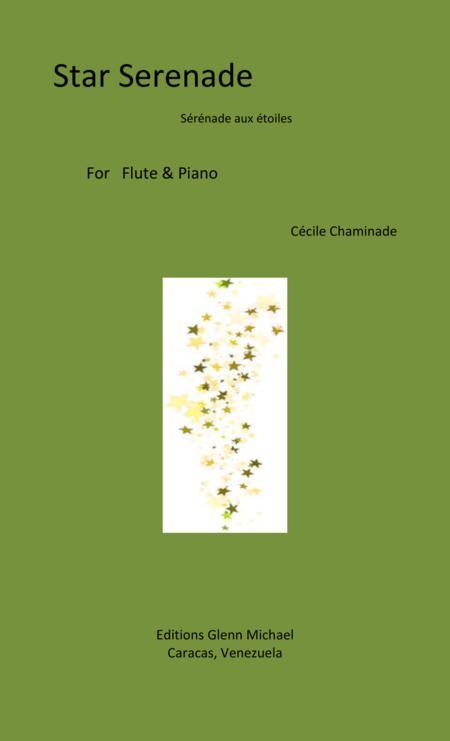 Chaminade Star Serenade for Flute & piano