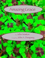 Amazing Grace (Piano Solo)