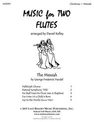 Handel's Messiah for Flute Duet - Music for Two Flutes