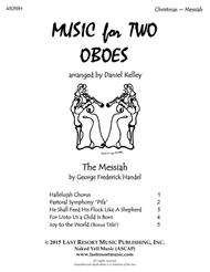 Handel's Messiah for Oboe Duet - Music for Two Oboes