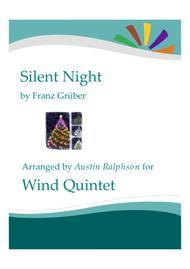 Silent Night - wind quintet