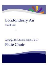 Londonderry Air (Danny Boy) - flute choir
