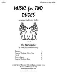 The Nutcracker for Oboe Duet - Music for Two Oboes