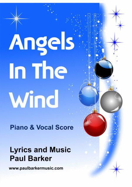 Angels In The Wind (Vocal Score)