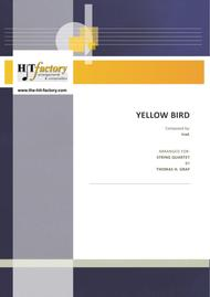 Yellow Bird - Haitian Folk Song - Calypso - String Quartet