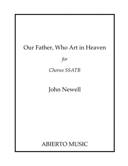 Our Father, Who Art in Heaven