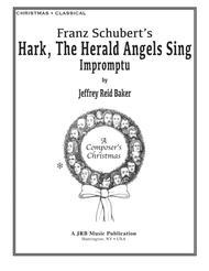 Schubert's Hark! The Herald Angels Sing Impromptu