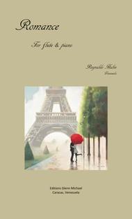 Hahn Romance for Flute & Piano