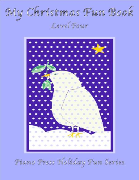 My Christmas Fun Book Level Four