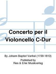 Concerto per il Violoncello C-Dur