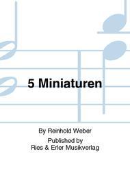 5 Miniaturen (5 Miniatures)