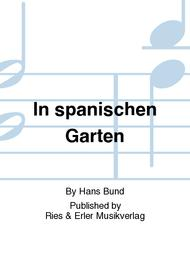 In spanischen Garten