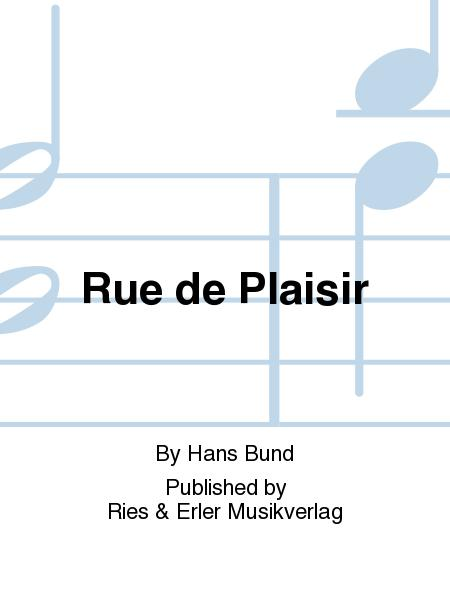 Rue de Plaisir