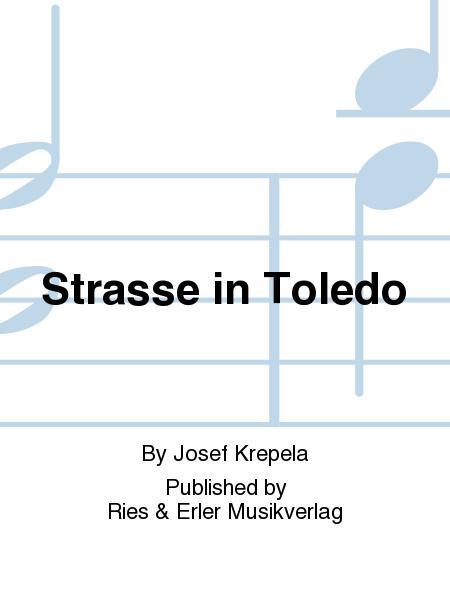 Strasse in Toledo
