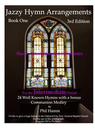 Jazzy Hymn Arrangements Book One-3rd Edition