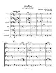 Silent Night (string orchestra)