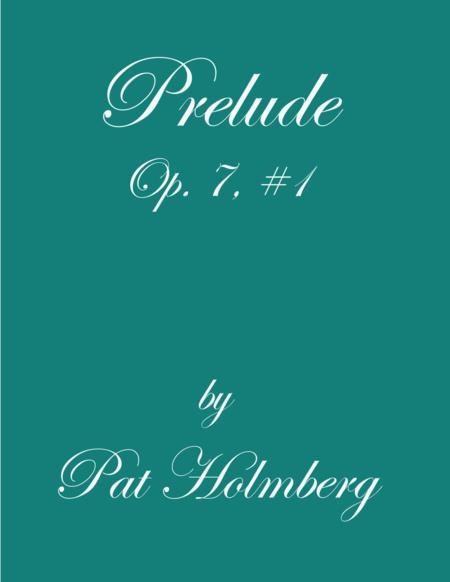 Prelude, Op. 7 #1