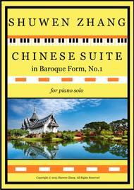 Schuwenn Z.-Chinese Suite in Baroque Form No.1