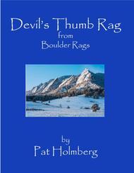 Devil's Thumb Rag