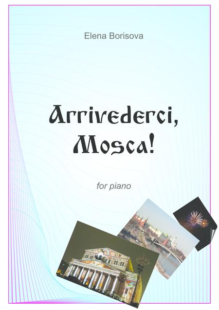 Arrivederci, Mosca!