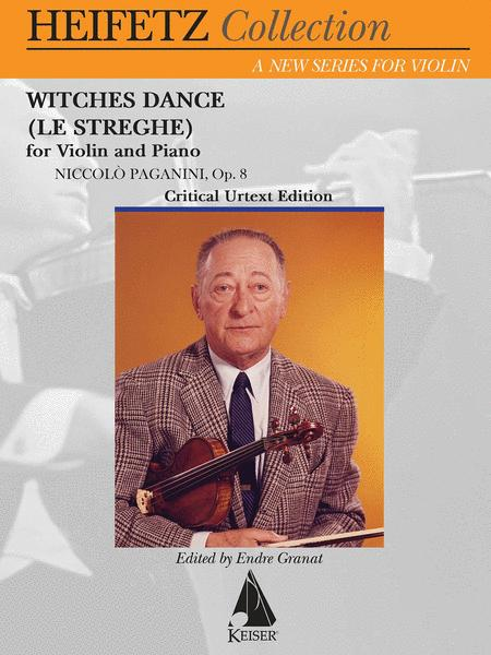 Witches Dance (le Streghe) Op. 8