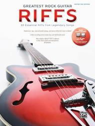 The Greatest Rock Guitar Riffs