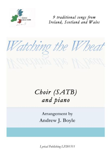 Watching the Wheat (SATB)