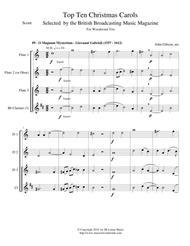 O Magnum Mysterium - Gabrieli - for woodwind trio