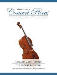 The Infant Paganini (Transcribed for Violoncello and Piano)