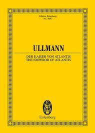 The Emperor Of Atlantis Or Death's Refusal Op. 49B