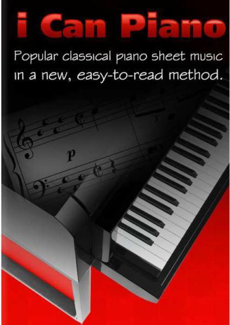 Popular Classical Piano Music iCanPiano Style