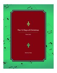 The 12 Days of Christmas - piano solo