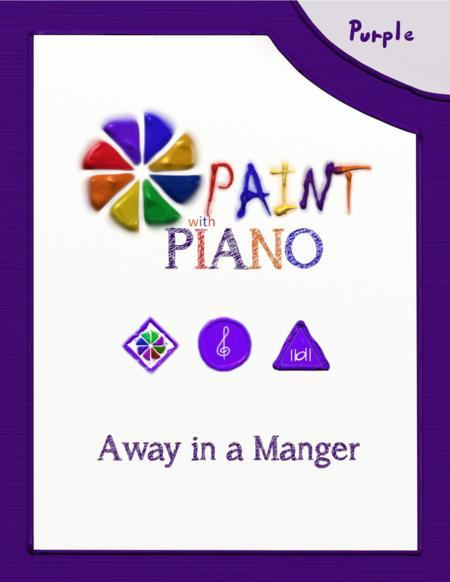 Away in a Manger Arr. for easy piano