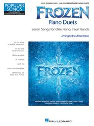 Frozen Piano Duets