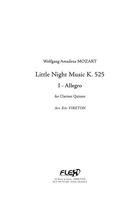 Little Night Music K. 525