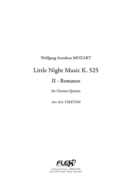 Little Night Music K. 525